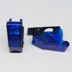 Декоративный колпачок для выключателя RS24 SAC-01 синий