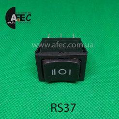 Автомобильная кнопка стеклоподъемника 12V 4к RS-223-4C