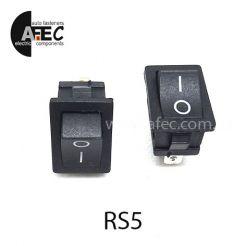 Автомобильный переключатель 15А 12V 3к под отверстие 13*20мм MRS-103- A