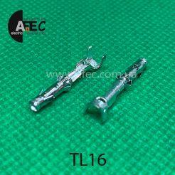Клемма гнездовая (мама) аналог TE/AMP 929989-1 серии 1.5 mm System под кабель 0,5-1мм