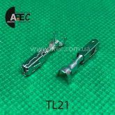 Клемма гнездовая (мама) аналог TE 1-968855-3 серии MCP Bosch 1 928 498 056 кабель 0,5-1мм