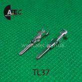 Клемма штыревая (папап) аналог AMP 171661-1 171631-1 серии ECONOSEAL