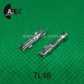 Клемма гнездовая аналог AMP184095-2 серии ECONOSEAL