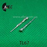 Клемма штыревая (папа) аналог Sumitomo 8100-3617 серии TS SEALED под кабель 0,25-05мм2