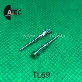 Клемма штыревая аналог DEUTSCH 1060-20-0122 серии DTM