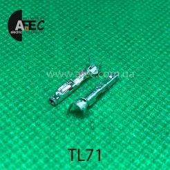 Клемма гнездовая аналог TE MCON 1.2 mm