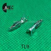 Клемма гнездовая (мама) TE 2-964282-1 серии Junior Power Timer под кабель 0,5-1,5мм