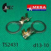 Клемма кольцевая d13мм под кабель 4-8мм